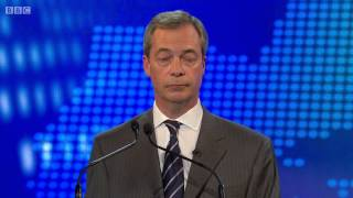 BBC Debate: The European Union - In or Out?   03/04/2014