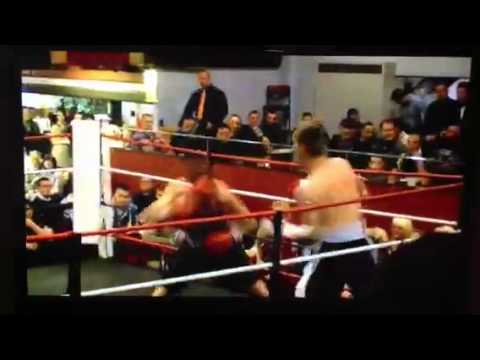 Blackpool boxing knockout