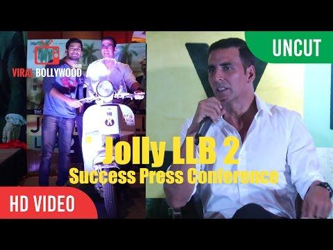UNCUT - Jolly LLB 2 Success Press Conference | Akshay Kumar, Subhash Kapoor Mp3