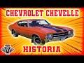 Historia Del Chevrolet Chevelle