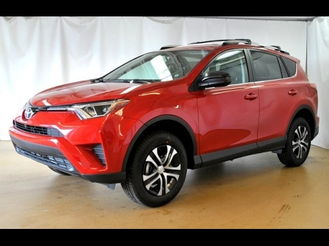 2018 Toyota Rav4 Drivetrain Configuration And Release Date