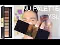 YSL NU Palette | Review and Demo | MAKEUP TALKS