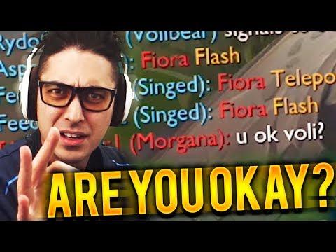ARE YOU OKAY MORGANA? - Trick2G
