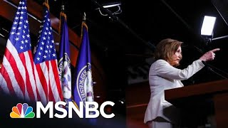 How Pelosi Went From No Way To Full Speed Ahead On Trump Impeachment | The 11th Hour | MSNBC