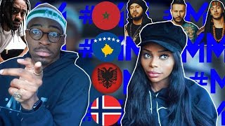 REACTION | ALBANIA vs MOROCCO vs NORWAY Rap/Hip Hop/RnB