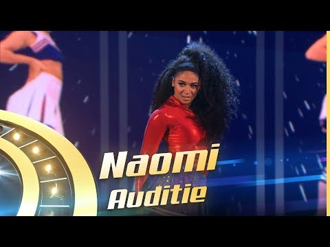 NAOMI - Mercy  DanceSing  Audities