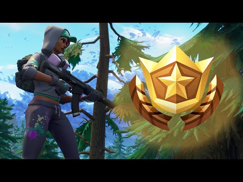 Fortnite - Follow The Treasure Map Found In Snobby Shores  (Season 5, Week 5)