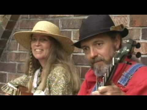 Live Folk Music in Gatlinburg, TN, July, 2007