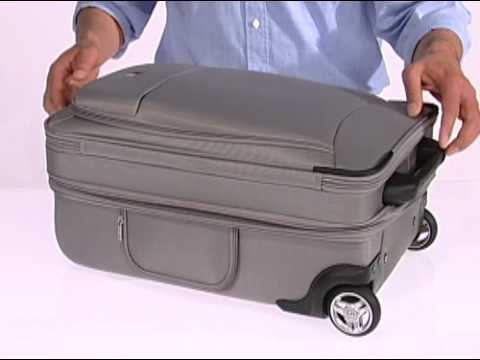 Case Logic Lightweight Series Wheeled Luggage (LLR-218 and LLR-222 ... 54c37a7c54192