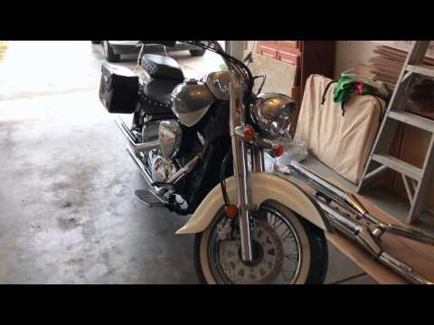 M109R Stock pipes vs Cobra Dragster pipes Exhaust