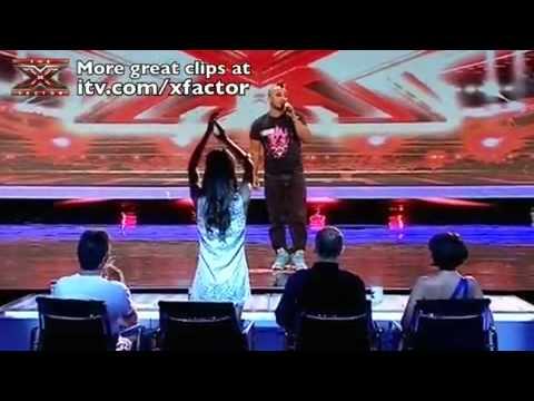 Daniel Pearce 2009 X Factor 1st Audition