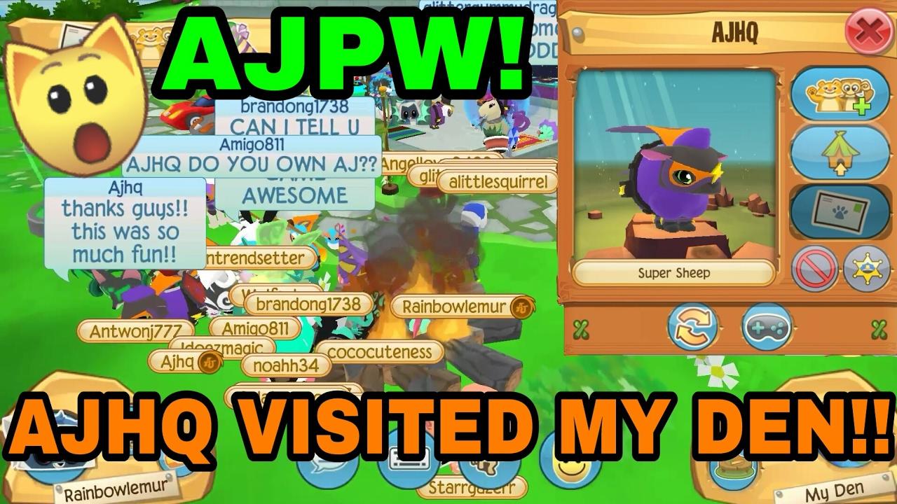 Animal Jam Inappropriate Den