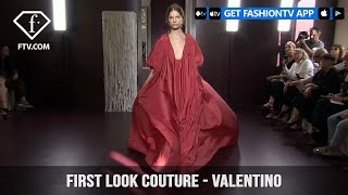 First Look Couture Fall/Winter 2017-18 Valentino | FashionTV