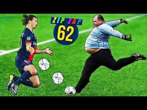 LES PLUS GROS FAILS DU FOOTBALL ! ZIP ZAP...