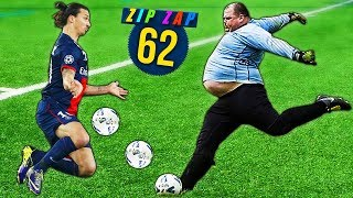 LES PLUS GROS FAILS DU FOOTBALL ! #ZIPZAP62