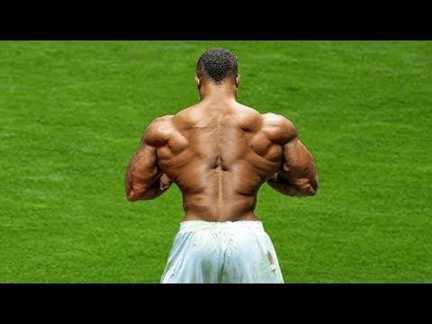 Dünyanın En Güçlü Ve En Kaslı 10 Futbolcusu