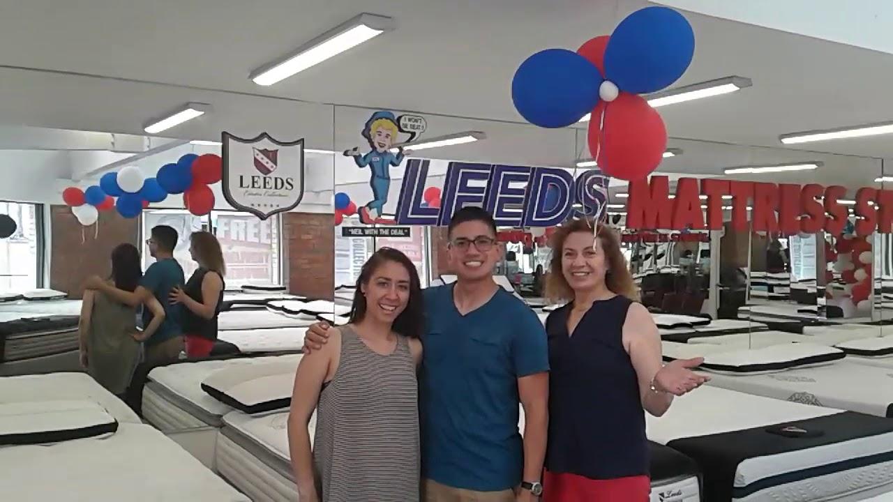 Leeds Mattress