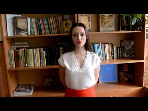 Изображение предпросмотра прочтения – ЕкатеринаКуличкова читает произведение «Лиличка! (Вместо письма)» В.В.Маяковского