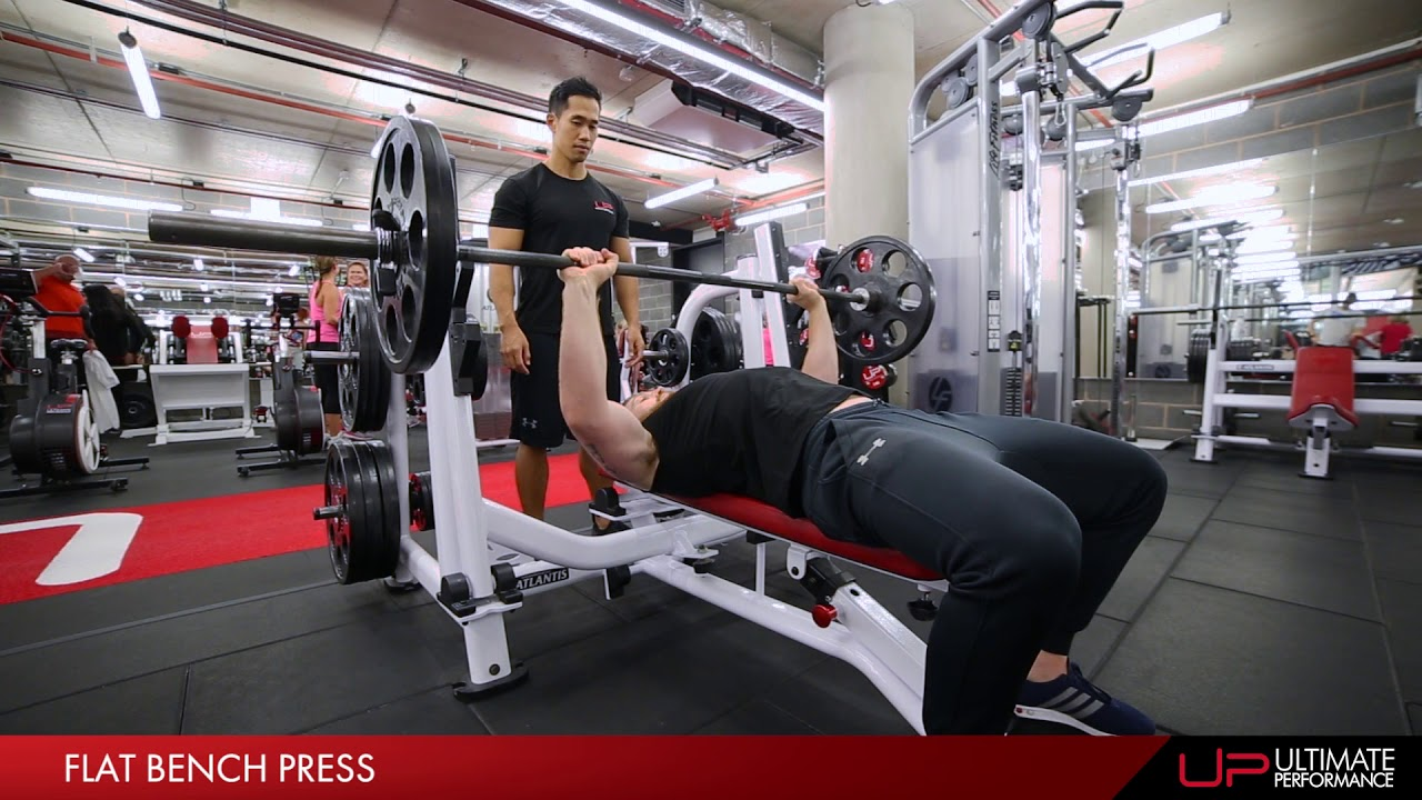 Bench Press: How to, Variations and Tips - Ultimate