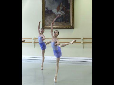 Академия русского балета имени А.Я. Ученица Вагановой Софья Орлова