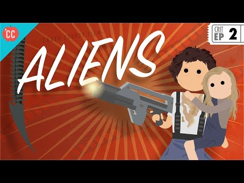 Aliens: Crash Course Film Criticism