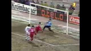 Скачать СПАРТАК Карлсруэ Карлсруэ Германия 1 0 Кубок УЕФА 1997 1998
