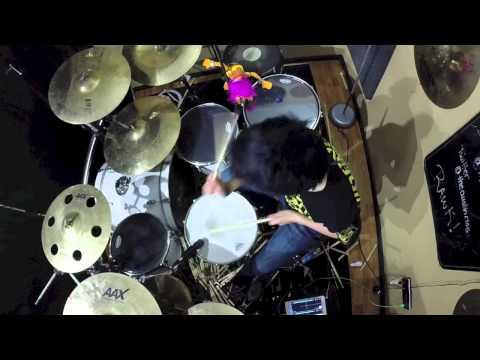 Austin Rios Drum Cover  Five Finger Death Punch  Lift Me Up!