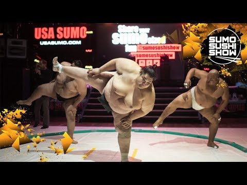 2016 Sumo Sushi Show Teaser