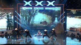 Vietnam's Got Talent 2016 - BÁN KẾT 1: Nhảy - Nhóm OXY