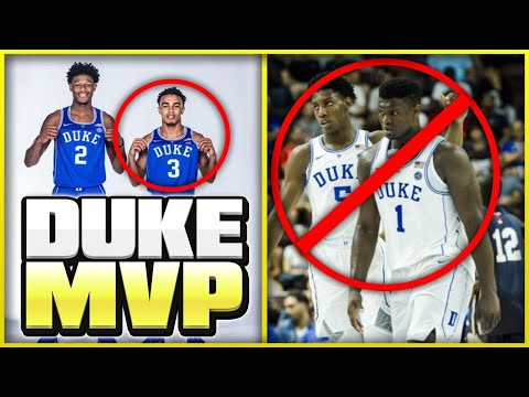 Why TRE JONES Is The Real MVP At Duke! | Will He Join His BROTHER In The NBA?Kaynak: YouTube · Süre: 5 dakika43 saniye