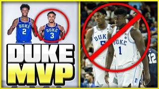 Why TRE JONES Is The Real MVP At Duke! | Will He Join His BROTHER In The NBA?