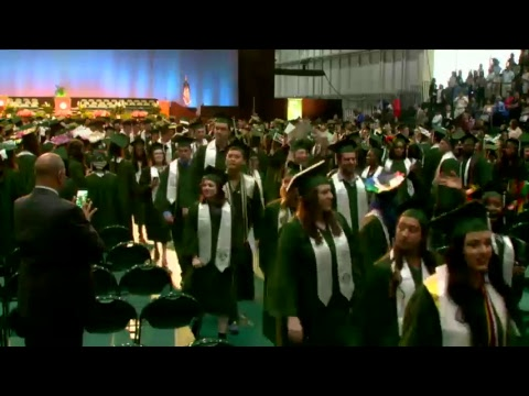 Harpur College of Arts and Sciences Commencement (3 of 3)