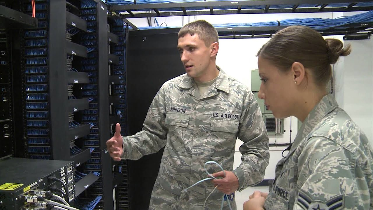 Moving up: Airmen in these hot careers are advancing