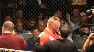 UFC 116 Brock Lesnar Post Fight Interview (HD)
