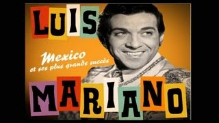 Luis Mariano - L' amour est un bouquet de violettes - Paroles - Lyrics