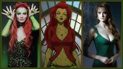 Poison Ivy Evolution in Cartoons, Movies & TV (2018)