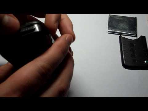 (Light) Обзор Sony Ericsson W850i - внешний вид - 1