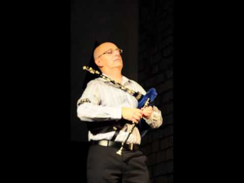 Richard Butler, Northumbrian Smallpipes
