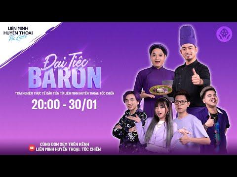 Đại Tiệc Baron   Trailer tập 01 - Liên Minh Huyền Thoại: Tốc Chiến