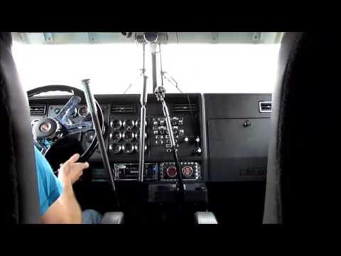 60 Shifting A A Kenworth W60l YouTube Stunning Kenworth W900l Shift Pattern