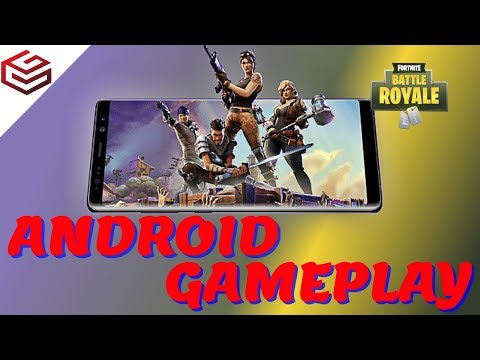 fortnite-android-is-released-first-look-gameplay-on-samsung-galaxy-s9-plus