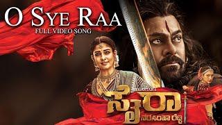 O Sye Raa Full Video Song (Kannada) - Chiranjeevi, Kiccha Sudeep | Ram Charan | Surender Reddy