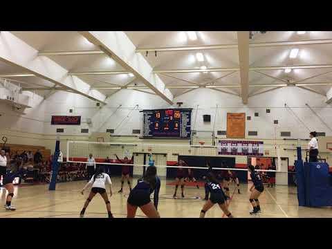 Girls Volleyball: #1 Chatsworth vs. #8 Van Nuys (2017 CIF-LA Quarterfinals)