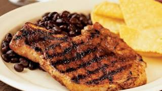 Mole-style Pork Chops Recipe