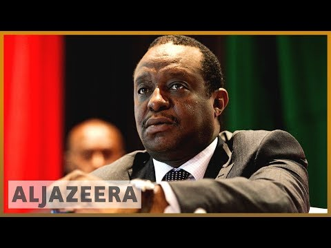 Kenya's finance minister Henry Rotich and top officials arrested for corruption