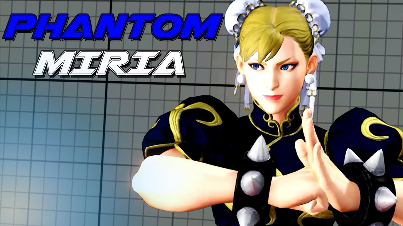 SF5 CE ▰ Phantom-Miria Chun-Li Compilation ➣ season 5