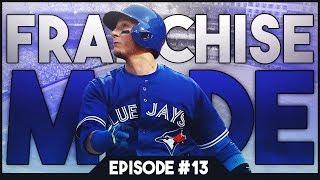 "MLB The Show 18 - Toronto Blue Jays Franchise Mode #13 ""Big Day"""