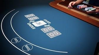 Over or Under 26 Joker 4Card 3D Dealer Mobile HTML5 - CasinoWebScripts
