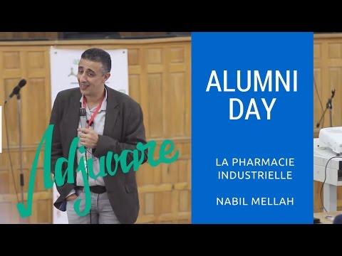 PDG des laboratoires Merinal : Nabil Mellah - Industrie pharmaceutique - Alumni Day