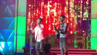 Fameye wins for Ghana at Ghana Meets Naija